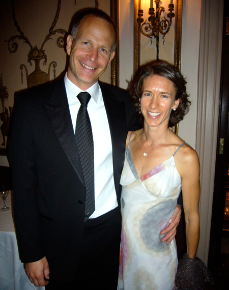 Board heartthrob Brad Weed and beautiful wife Susan Pappalardo