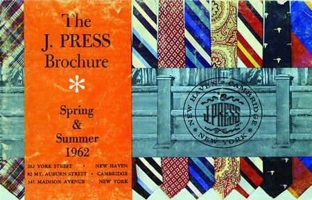 J. Press catalogue 1962