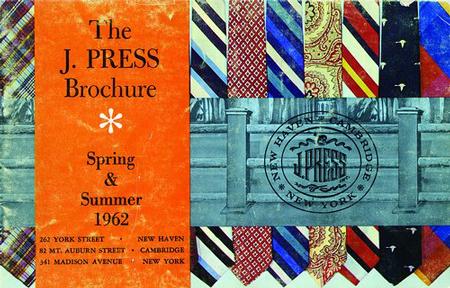 J. Press catalogue 1962