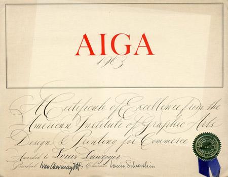 AIGA 1963