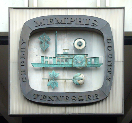 Memphis City seal