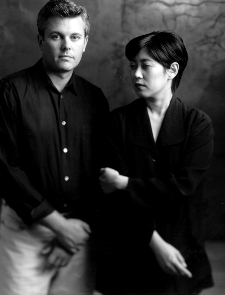 Sean Adams and Noreen Morioka, Blake Little photographer, 1997