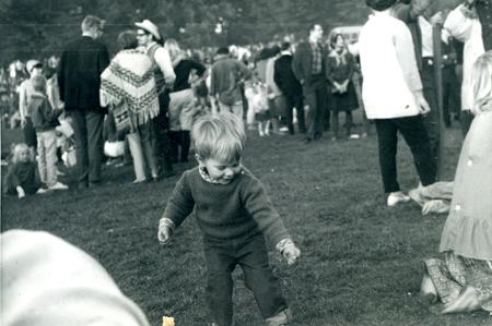 Sean, Panhandle Park, 1968