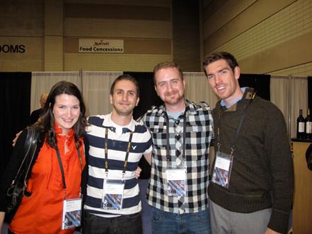 Katherine Walker, John Graziano, Matthew Carl, Bobby Genalo