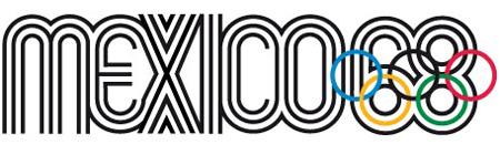 1968 Mexico City Olympics, Lance Wyman