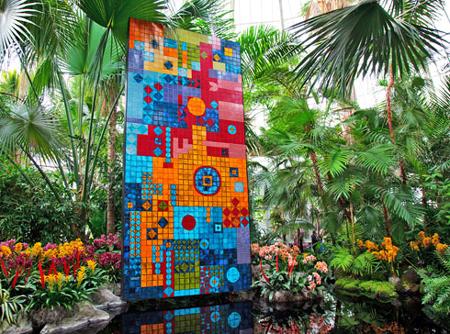 Roberto Burle Marx, New York Botanical Garden