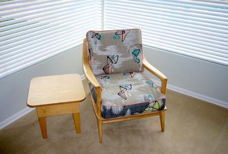 Heywood-Wakefield Aristocraft arm chair, 1954