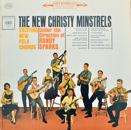 "These are the real ""New Main Street Singers"" from ""A Mighty Wind"""