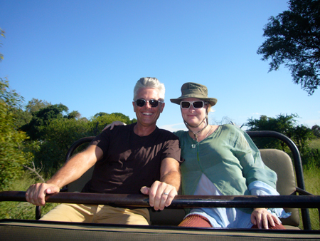 Sean and Marian, South Africa