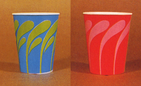 more Dixie cups, so nice