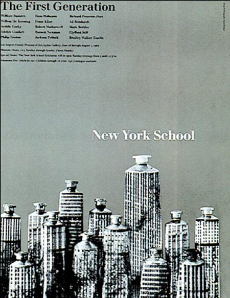 Louis Danziger, The New York School