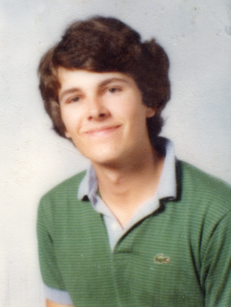 Sean, Seaside High School, class of '82