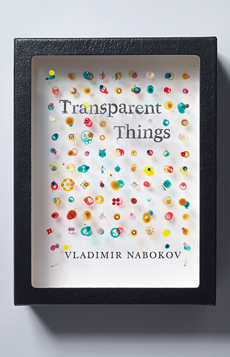 Marian Bantjes, Transparent Things / Nabokov