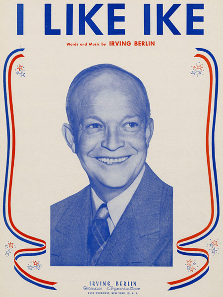 Dwight Eisenhower campaign