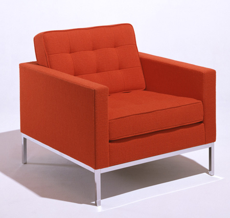 Florence Knoll Bassett, Lounge Chair
