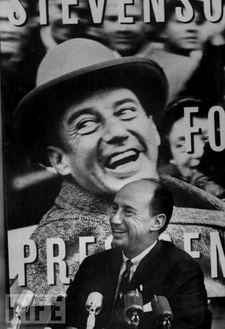 Adlais Stevenson 1956