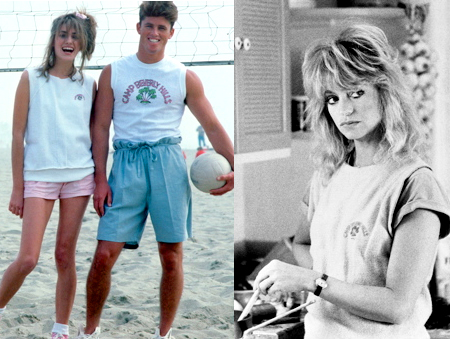 Vals, and Goldie Hawn, Camp Beverly Hills