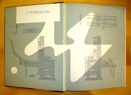 Ninth Graphic Arts Production Yearbook, 1950 Bradbury Thompson