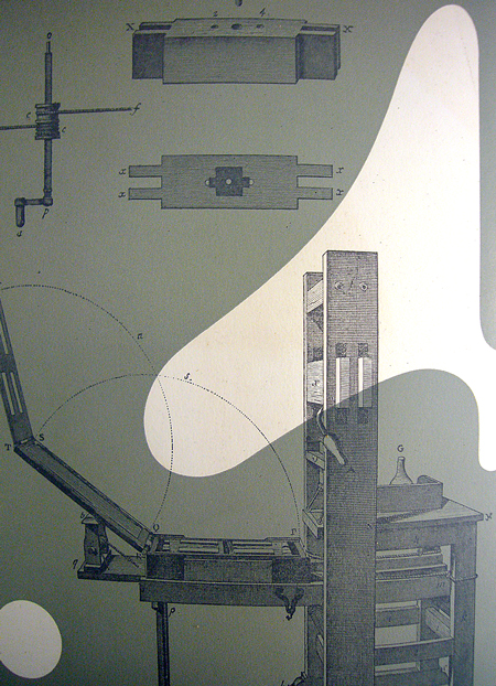 Ninth Graphic Arts Production Yearbook, 1950: Bradbury Thompson detail