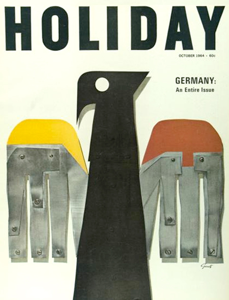 Holiday magazine, 1964
