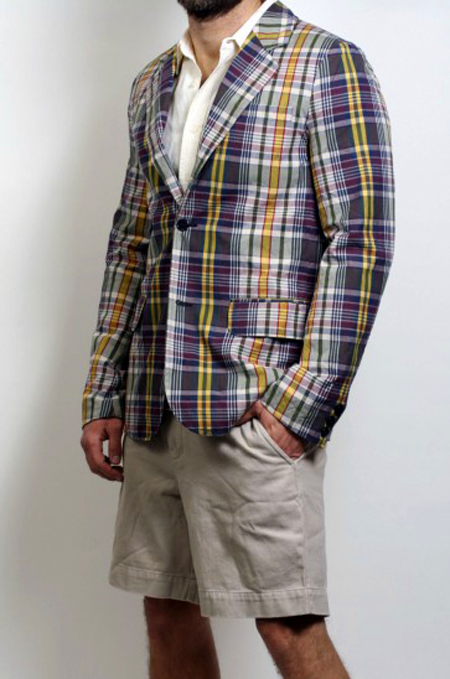 Madras blazer, Rogues Gallery, no if over 12