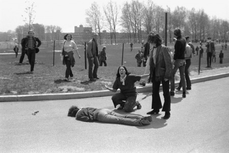 Kent State University, Ohio, May 4, 1970