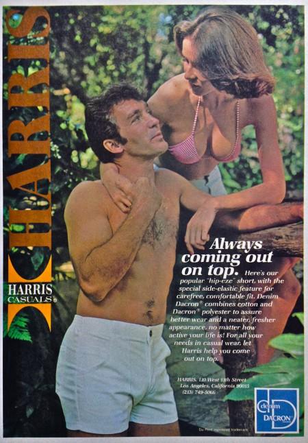 Men's Fashion, 1978