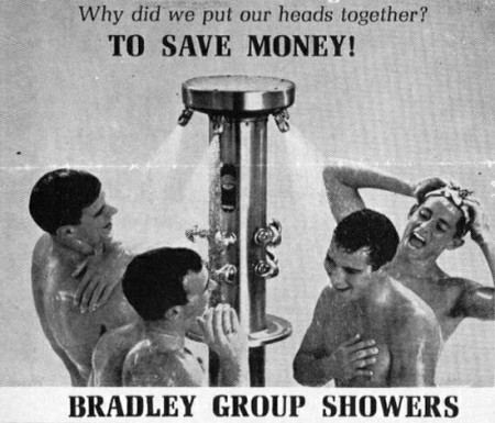 Advertising 1950s