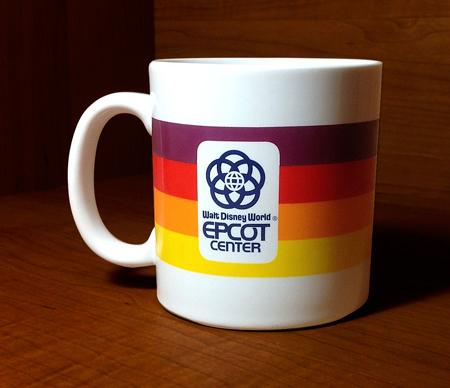 Epcot mug