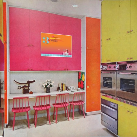 Kitchens should be cheerful