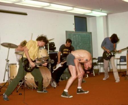 Black Flag, CalArts 1982