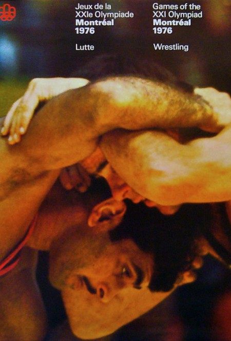1976-montreal-olympic-vintage-poster-wrestling-cojo-official-olympic-organizing-committee