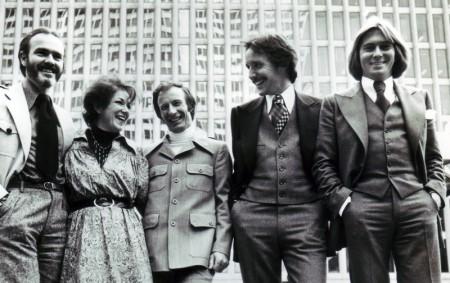 Design Team: Georges Huel, Léo Chevalier, Marielle Fleury, Michel Robichaud, John Warden
