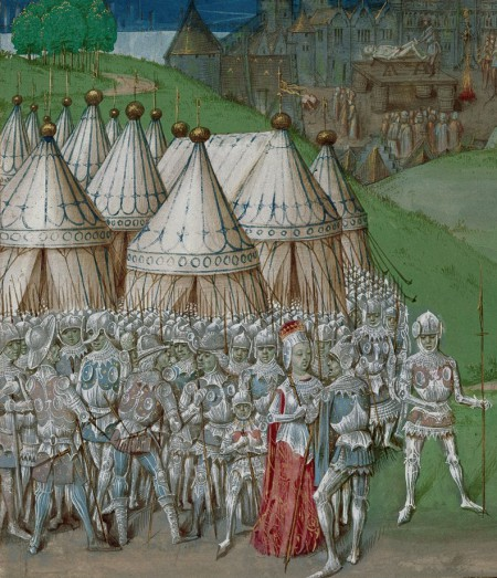 Isabella and Roger Mortimer