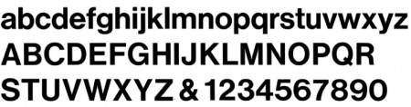 Neue_Haas_Grotesk-alphabet