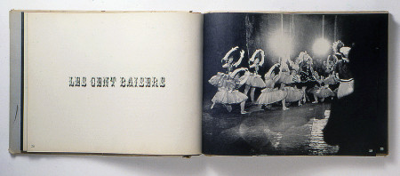 Alexey Brodovitch, Ballet book