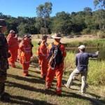 Bushlore Training SES Land Search Teams