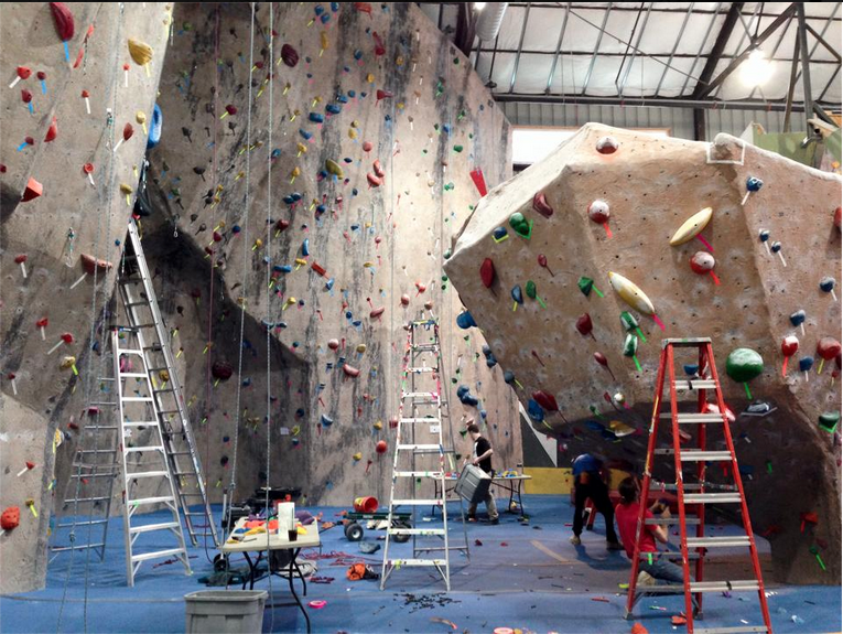 Rock Climbing Facility Metrorock From Boston Is Coming To