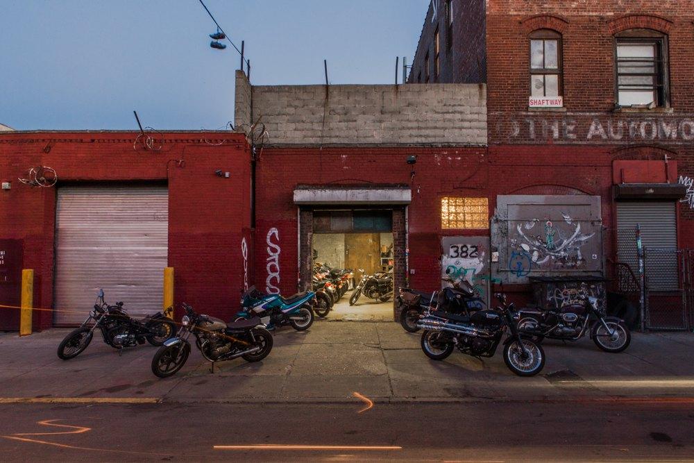 Roll Up Brooklyn New Motorcycle Garage Is Opening In Bushwick