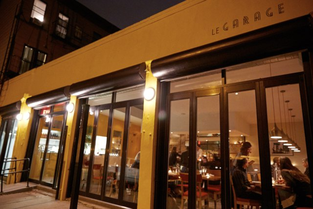 Restaurant Le Garage : At new restaurant le garage in bushwick it s a french family