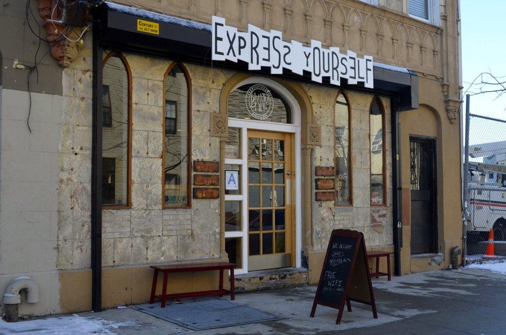 Central Cafe Bushwick Menu