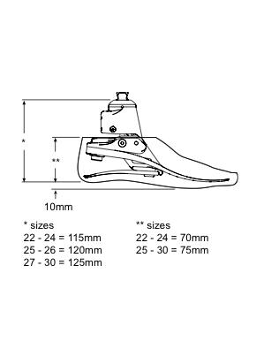 Echelon Foot