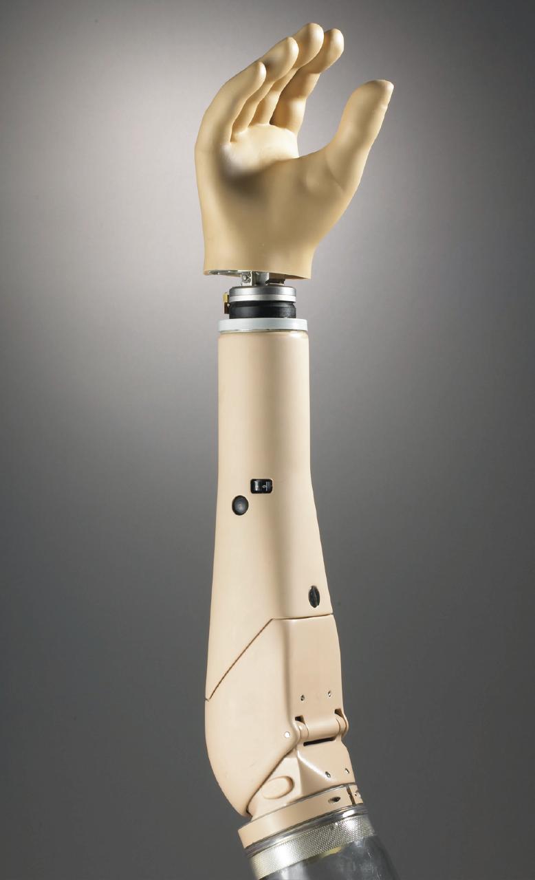 Utah Arm Prosthetic