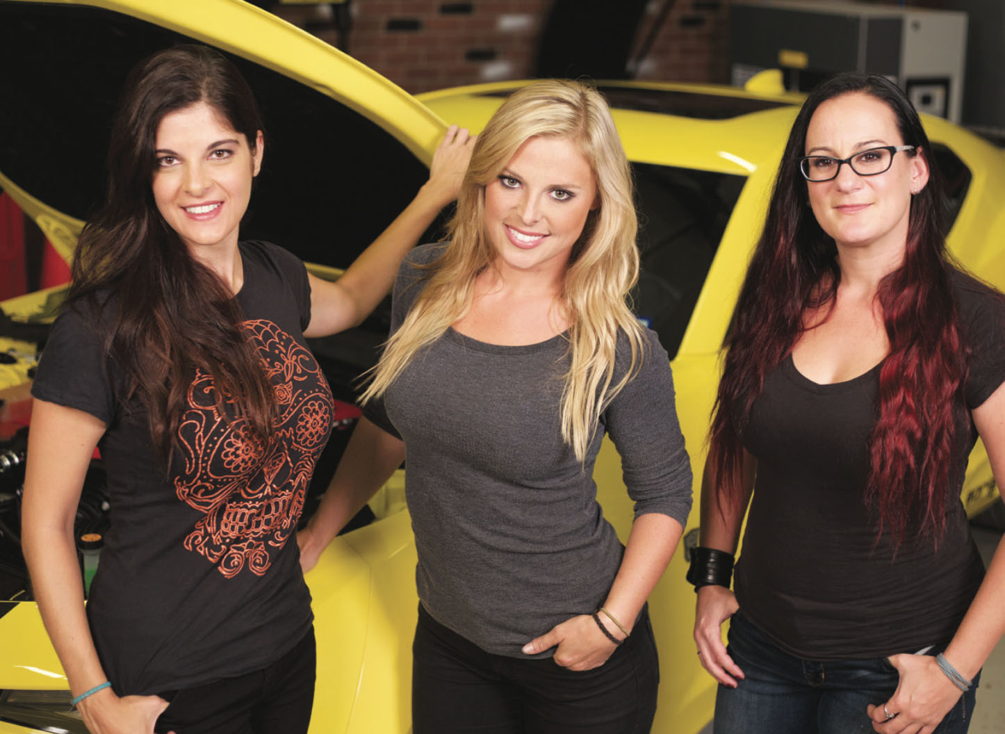 Cristy Lee All Girls Garage