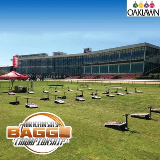 $3,000 Arkansas Baggo Championship At Oaklawn This Weekend