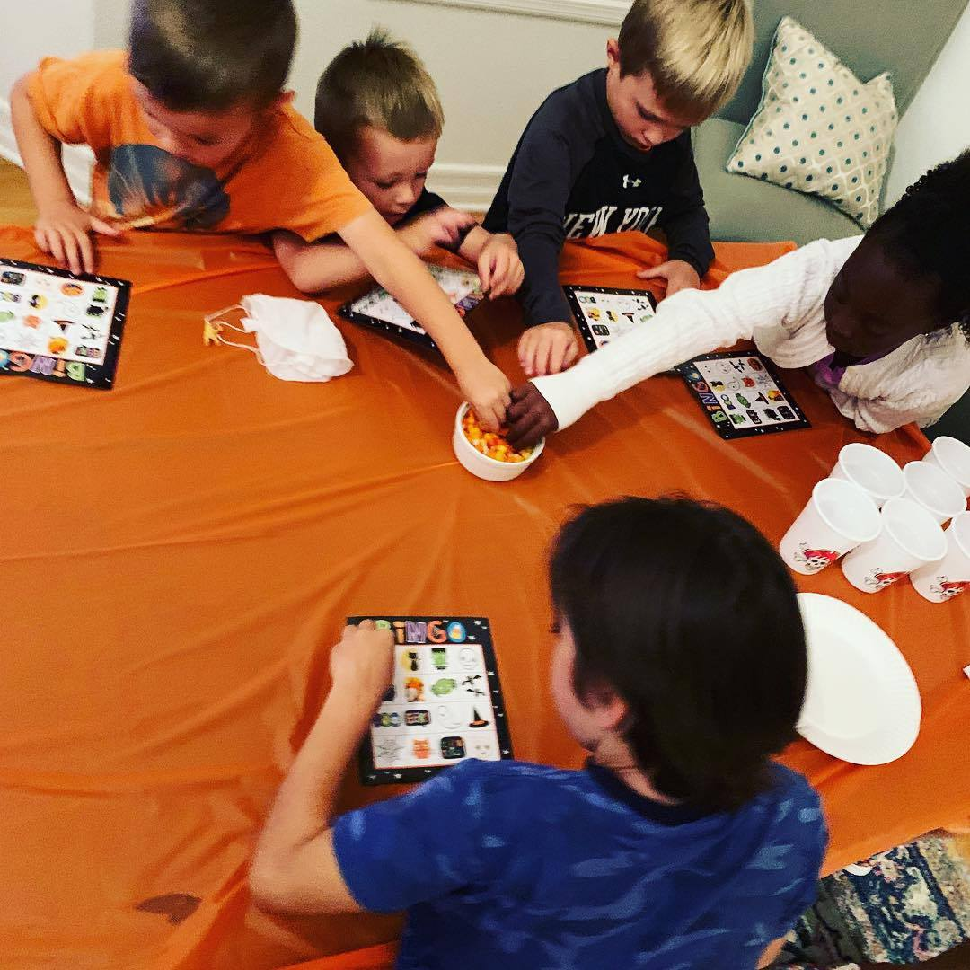 Bright Signs Learning- Halloween - Early Reading Program for Babies, Preschoolers and Toddlers- Phonics, Sight Words, Sign Language