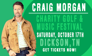 Craig Morgan Celebrity Golf Tournament