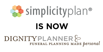 Simplicity Plan is now Dignity Planner