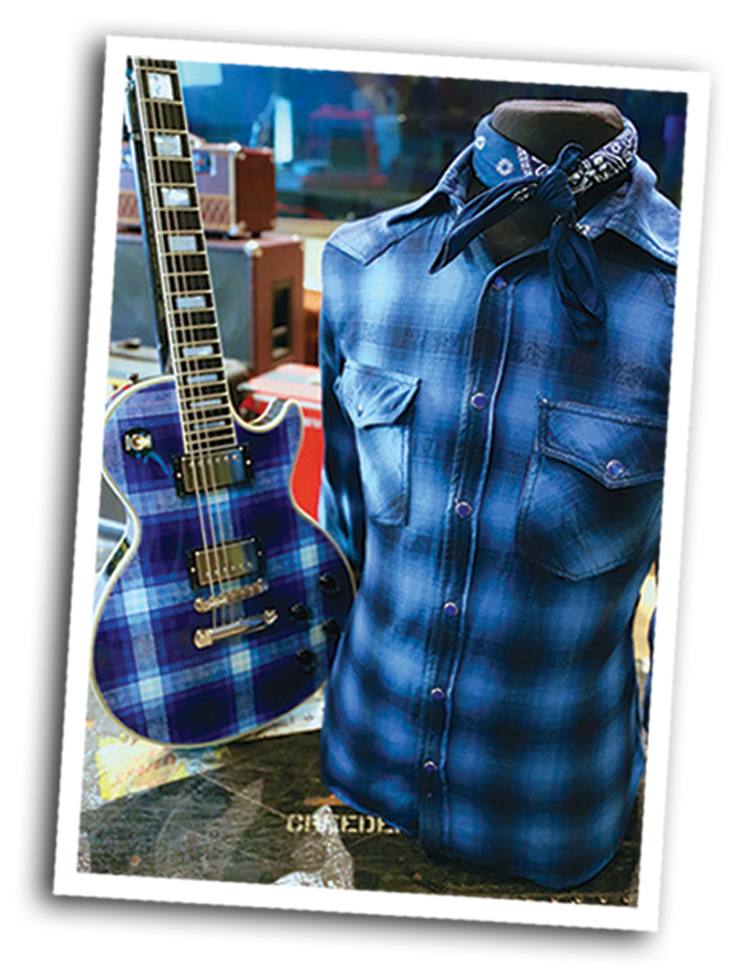 Fogerty Flannel