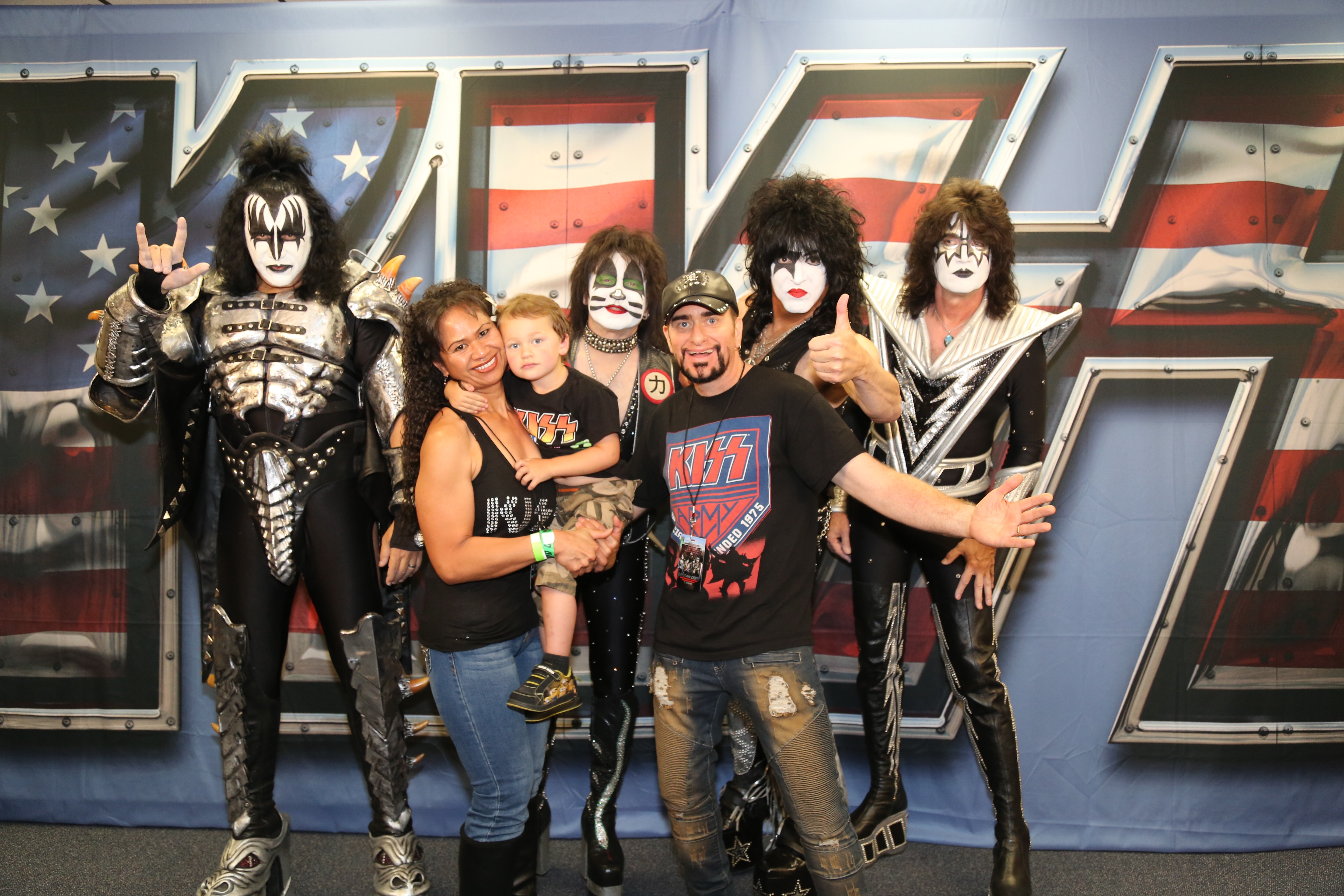 Kiss online letters to kiss fan letters to kiss from all i would like to thank kiss and staff for a very special night my wife grandson and i were part of the vip meet and greet at the taco bell arena in kristyandbryce Gallery